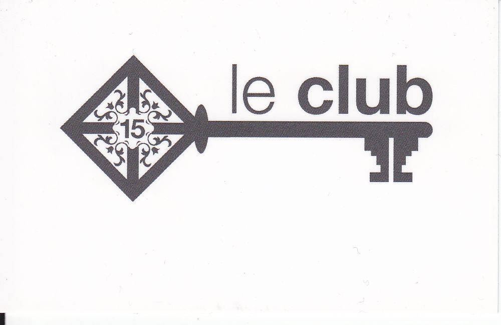 Logo Club XV