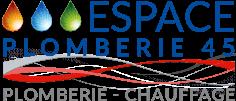 Logo Espace Plomberie 45
