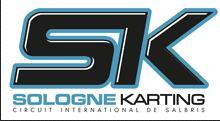 Logo sologne karting